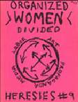 Organized Women Divided